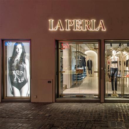 Unternehmen: La Perla: Neueröffnung in Zürich