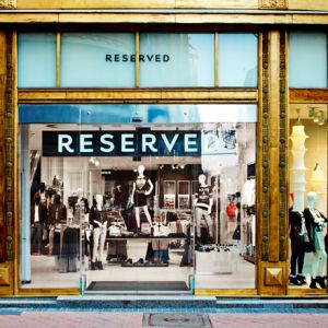 Reserved-Flagship-Store in Budapest