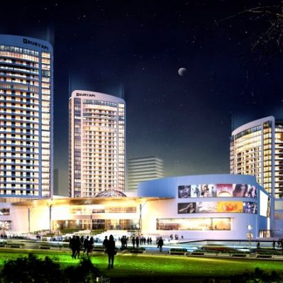 Sur Yapi Marka Shopping Center & Residence