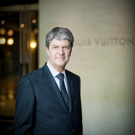 Yves Carcelle (Foto: Louis Vuitton)