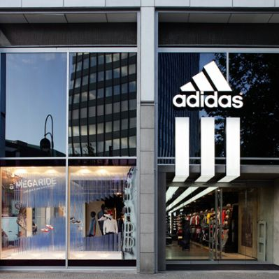 Adidas Performance-Store in Berlin (Foto: Adidas)
