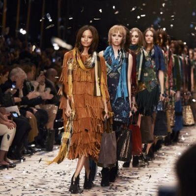 Burberry Prorsum bei der vergangenen London Fashion Week.