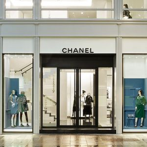 Chanel-Store in Wien. Foto: Chanel