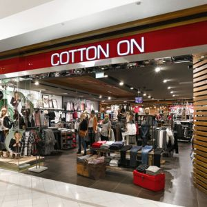 Cotton on-Filiale