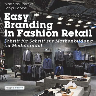 Easy Branding in Fashion Retail - Buchcover 50cbc5e5ec0