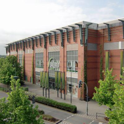 Centro Um Filiale Kaufhof UnternehmenGaleria Baut VqSzMUp