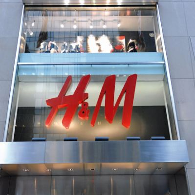 H&M-Store in New York