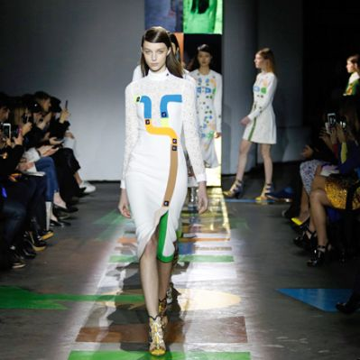 Peter Pilotto-Kollektion H/W 2015 (Foto: Veit)