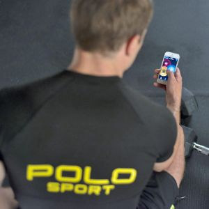 Polo Tech-Shirt und App (Foto: Ralph Lauren Corp)