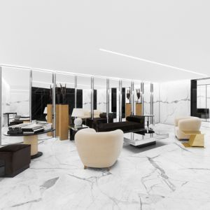 Saint Laurent Paris, VIP-Room (Foto: Saint Laurent)
