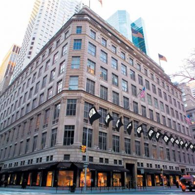 Saks Fifth Avenue in New York