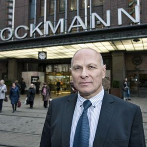 Stockmann-CEO Per Thelin