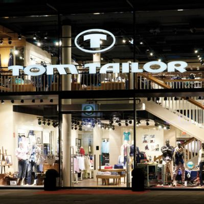 Tom Tailor-Filiale