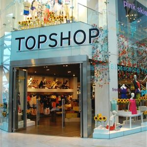 Topshop in London