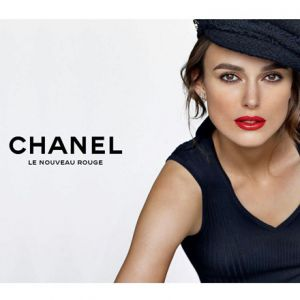 Website von Chanel: Bald auch mit Shop (Screenshot)