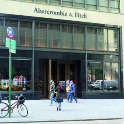 Abercrombie & Fitch in New York