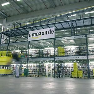 Amazon-Logistik in Bad Hersfeld