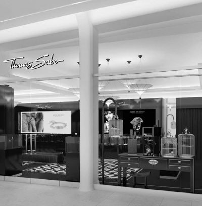 Der neue Store in New York, Foto: Thomas Sabo