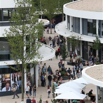 Fashion Outlet Montabaur, Foto: Olaf Nitz