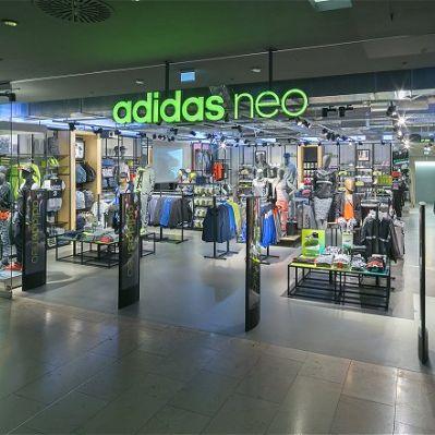Unternehmen  Adidas schließt Neo-Stores in Europa d1604bcc3c