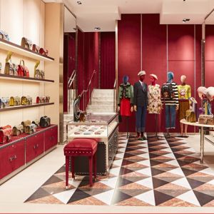 Gucci Flagship-Store an 34 Old Bond Street (Foto: Gucci)