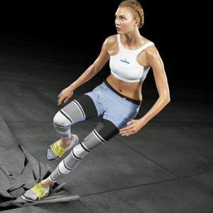 Karlie Kloss (Foto: Adidas by Stella McCartney)