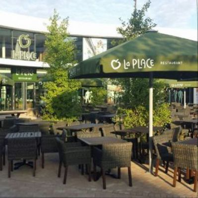 La Place-Restaurant im Fashion Outlet Montabaur (Foto: La Place)