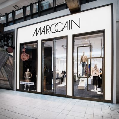 Marc Cain-Store in Calgary (Foto: Marc Cain)