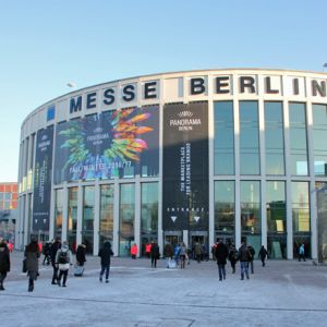Messe Panorama in Berlin
