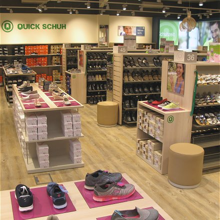 huge selection of 4f447 456d7 Unternehmen: Quick Schuh: Expansion geht voran