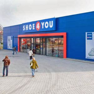 Shoe4You-Filiale in Wiesbaden. Foto: Leder & Schuh