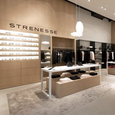 Strenesse-Store (Foto: Strenesse)