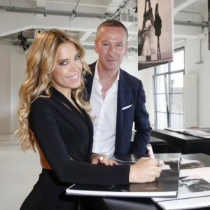 Sylvie Meis und Philip Mountford