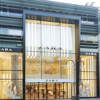 Zara-Filiale in Köln