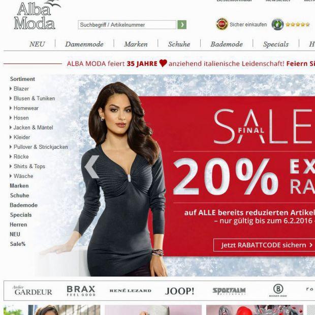 cheap for sale lower price with best prices Unternehmen: Otto Group verkauft Alba Moda