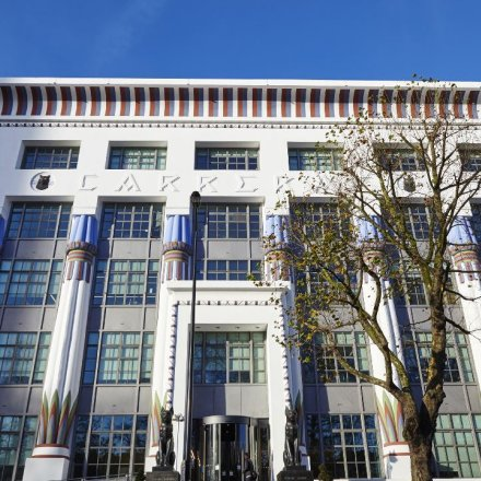 Asos-Headquarter im Greater London House