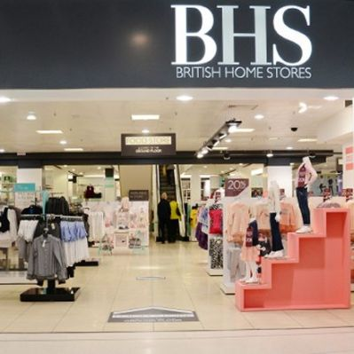 BHS-Franchise-Store. Foto: BHS