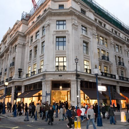 Banana Republic-Flagship in London