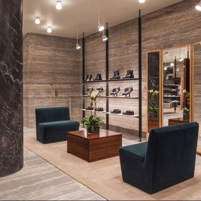 Brioni-Flagship-Store in New York