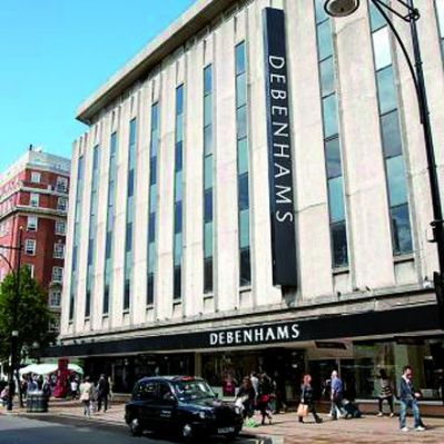 Debenhams-Store in London