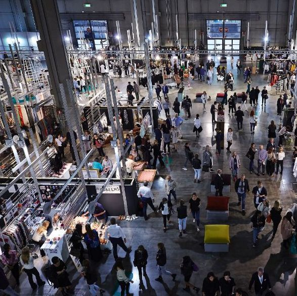 Die Messe Super im September 2015