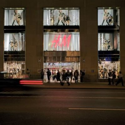 H&M in New York