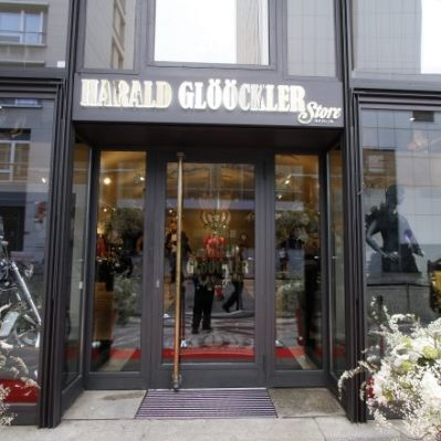 Harald Glööckler-Store in Berlin