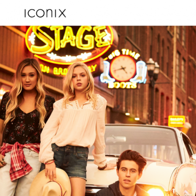 Iconix Brand Group Website