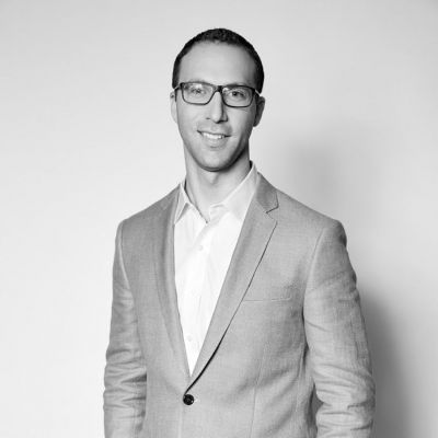 Josh Lieberman, Executive Vice President of Digital bei Barneys