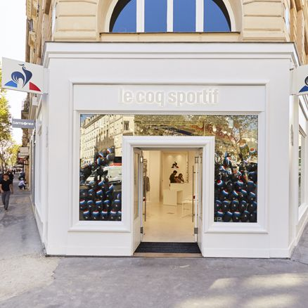 Le Coq Sportif in Paris