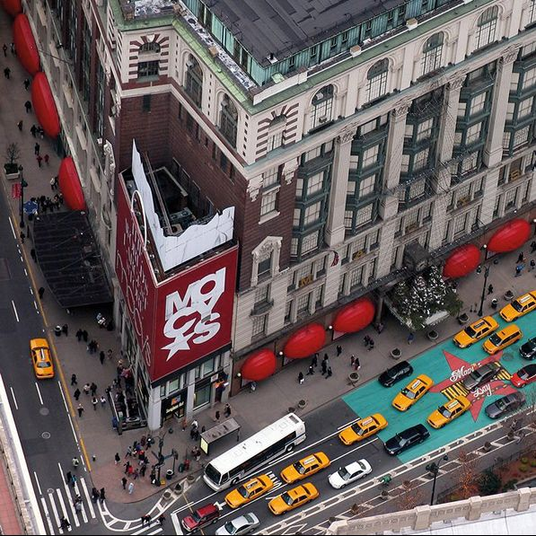 Macy's Flagship-Store in New York