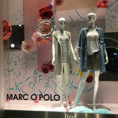 Marc O'Polo-Store in Shanghai