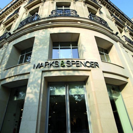 Marks & Spencers Flagship in Paris