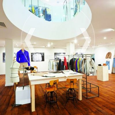 Karen Millen Flagshipstore in London
